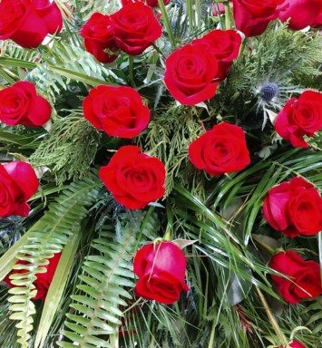 Flower All In Blooms Florist valentines day Roses