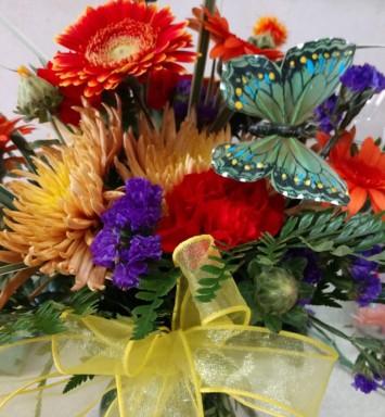 Flower All In Blooms Florist resplendent bouquet flowers Roses
