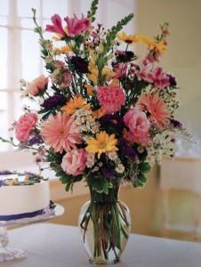 Flower All In Blooms Florist beautiful flowers in vase Roses