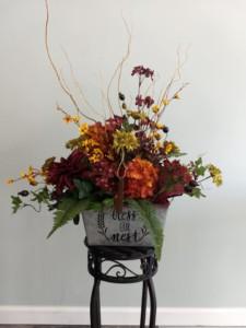 Flower All In Blooms Florist bless our nest arrangement Roses