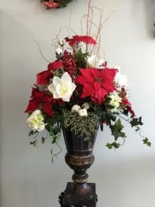 Flower All In Blooms Florist Christmas flowers Roses