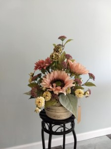 Flower All In Blooms Florist nice arrangement Roses