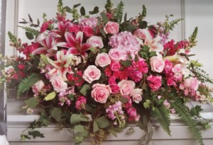 Flower All In Blooms Florist beautiful floral arrangement Roses